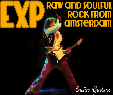 EXP band Amsterdam